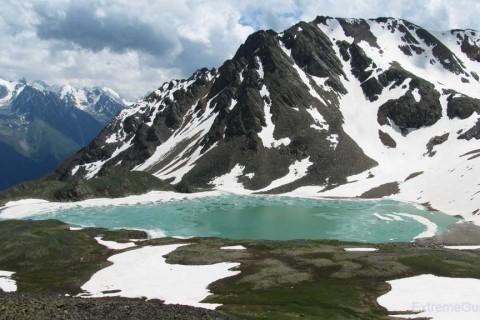 Маршрут к озеру «Сылтранкёль»