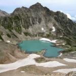 Маршрут — озеро Гийбашкель