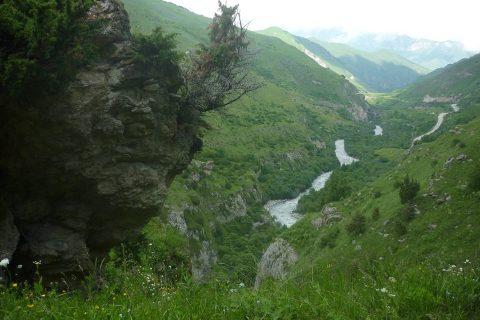 Бездна скрыта в Чегемском ущелье
